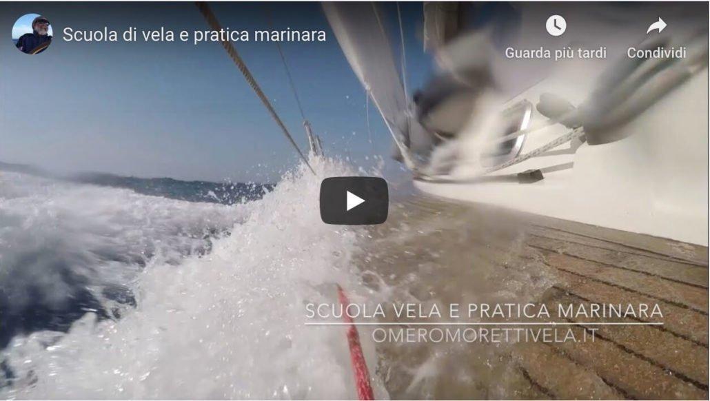 Video scuola vela